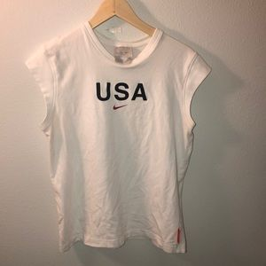 USA Nike Tank